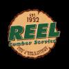 Reel Lumber Service Logo