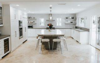 Customer Design by Jay Schneider IVC Cabinet Kitchen