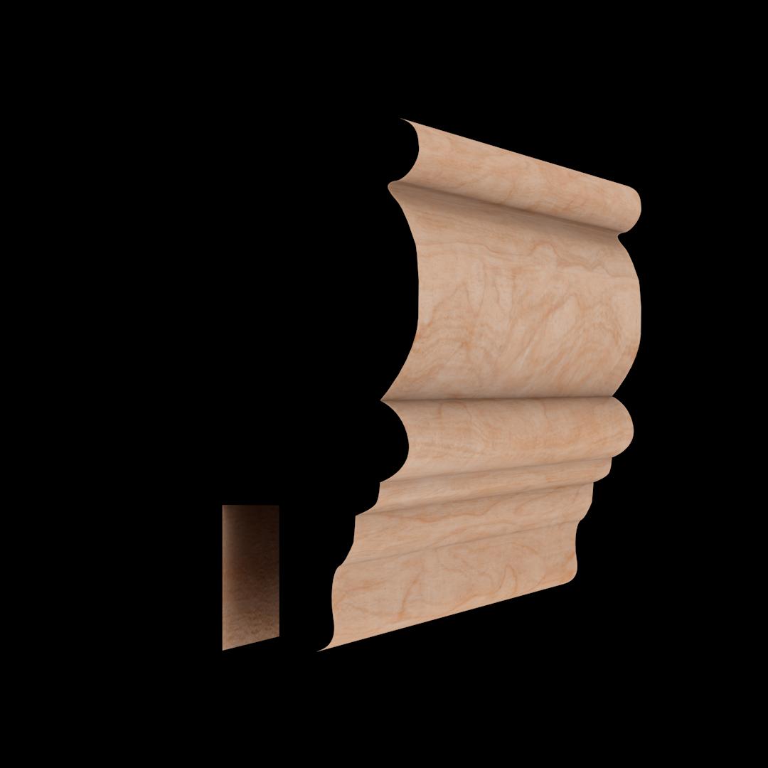 Cabinet Door Frame 1801 Hardwood Moulding Molding