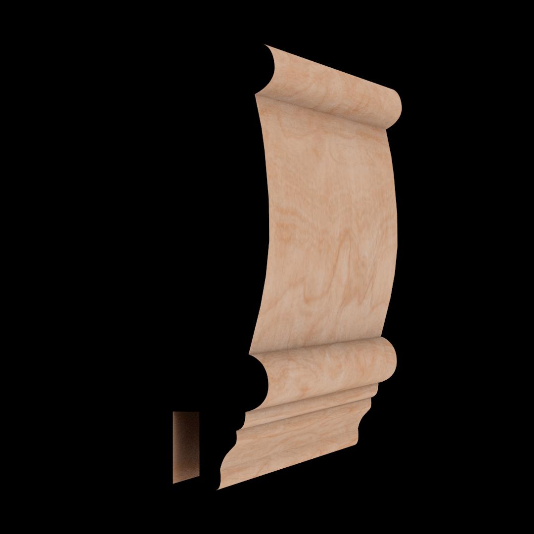 Cabinet Door Frame 1805 Hardwood Moulding Molding
