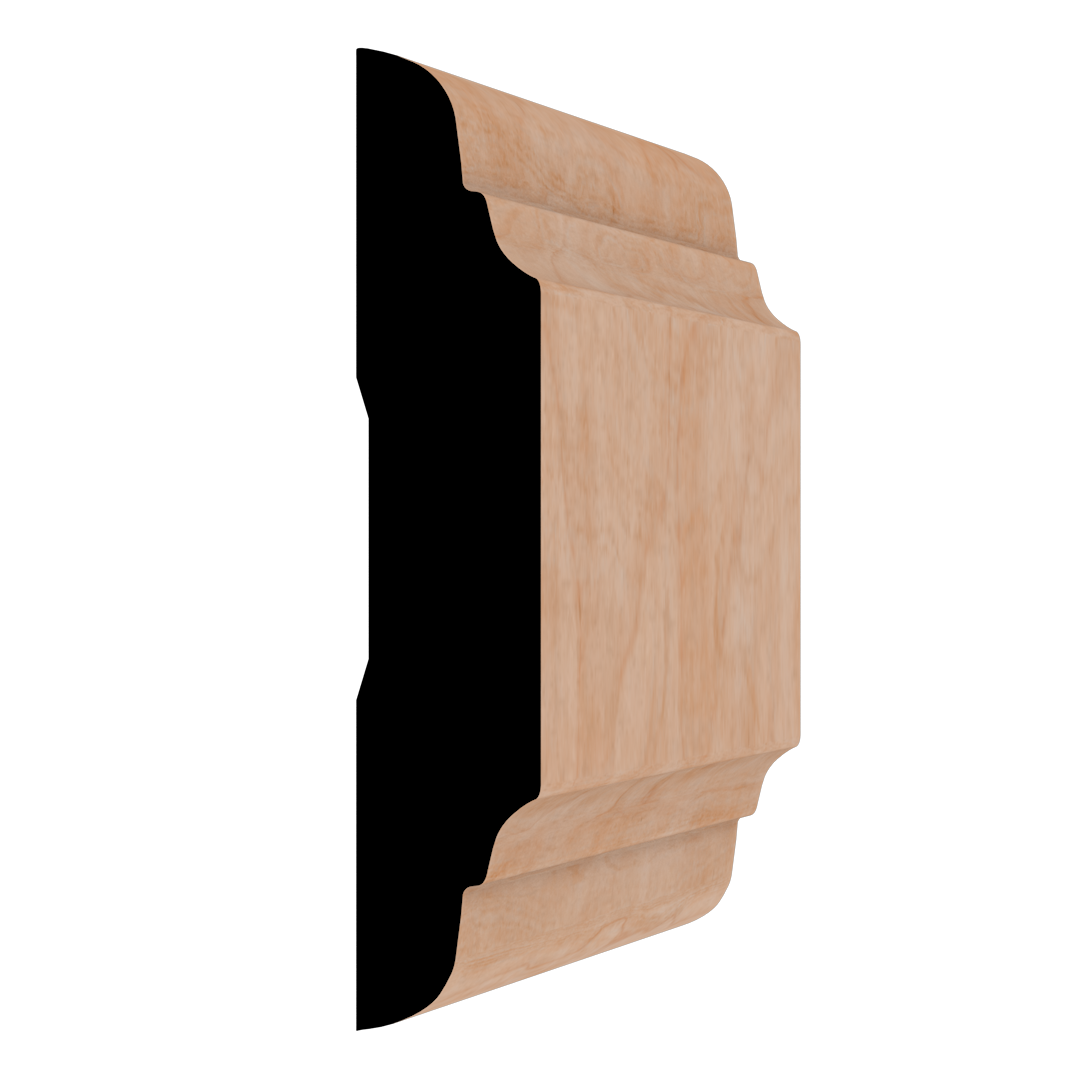 Chair Rail 1310 Hardwood Moulding Molding