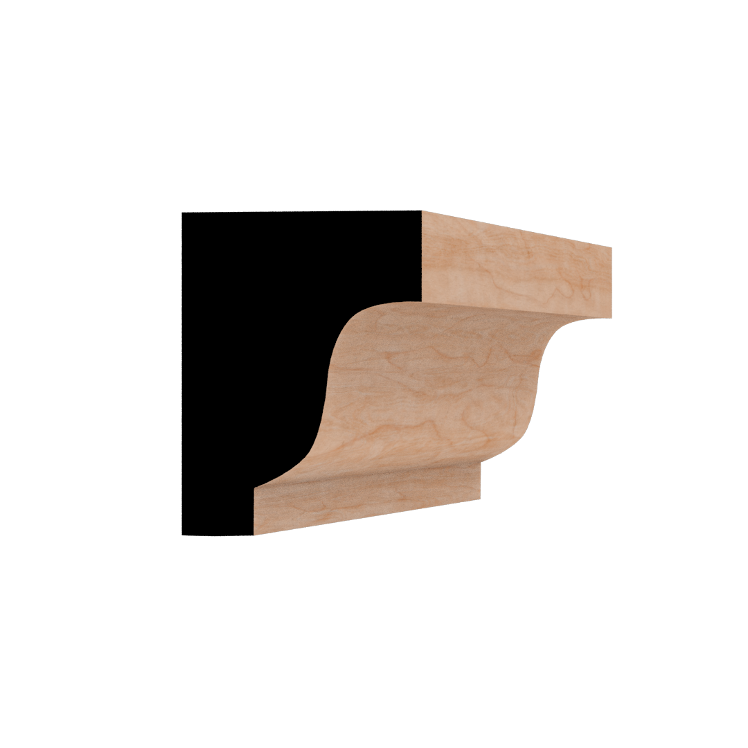 Crown 1500 Hardwood Moulding Molding