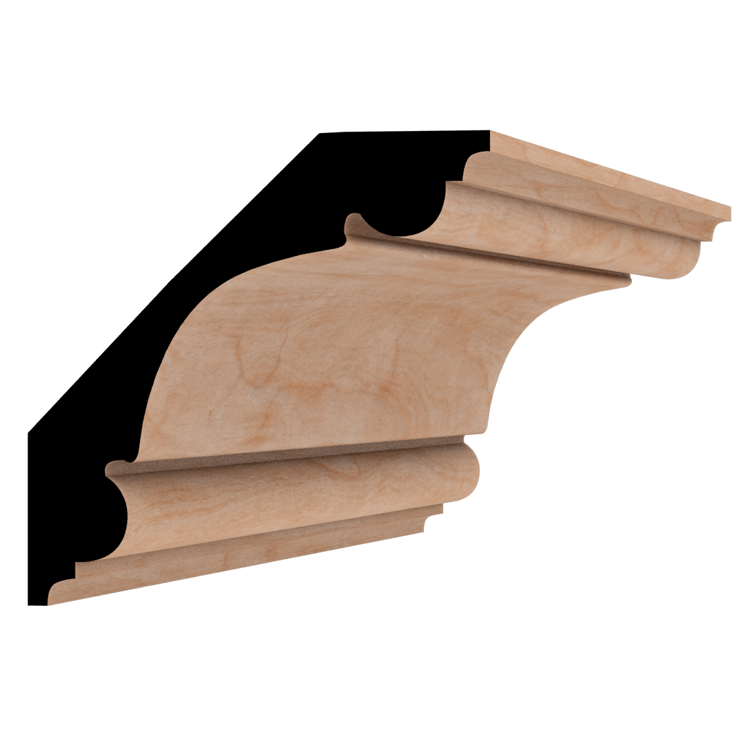 Crown 1545 Hardwood Moulding Molding
