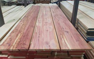 Cedar Shelves