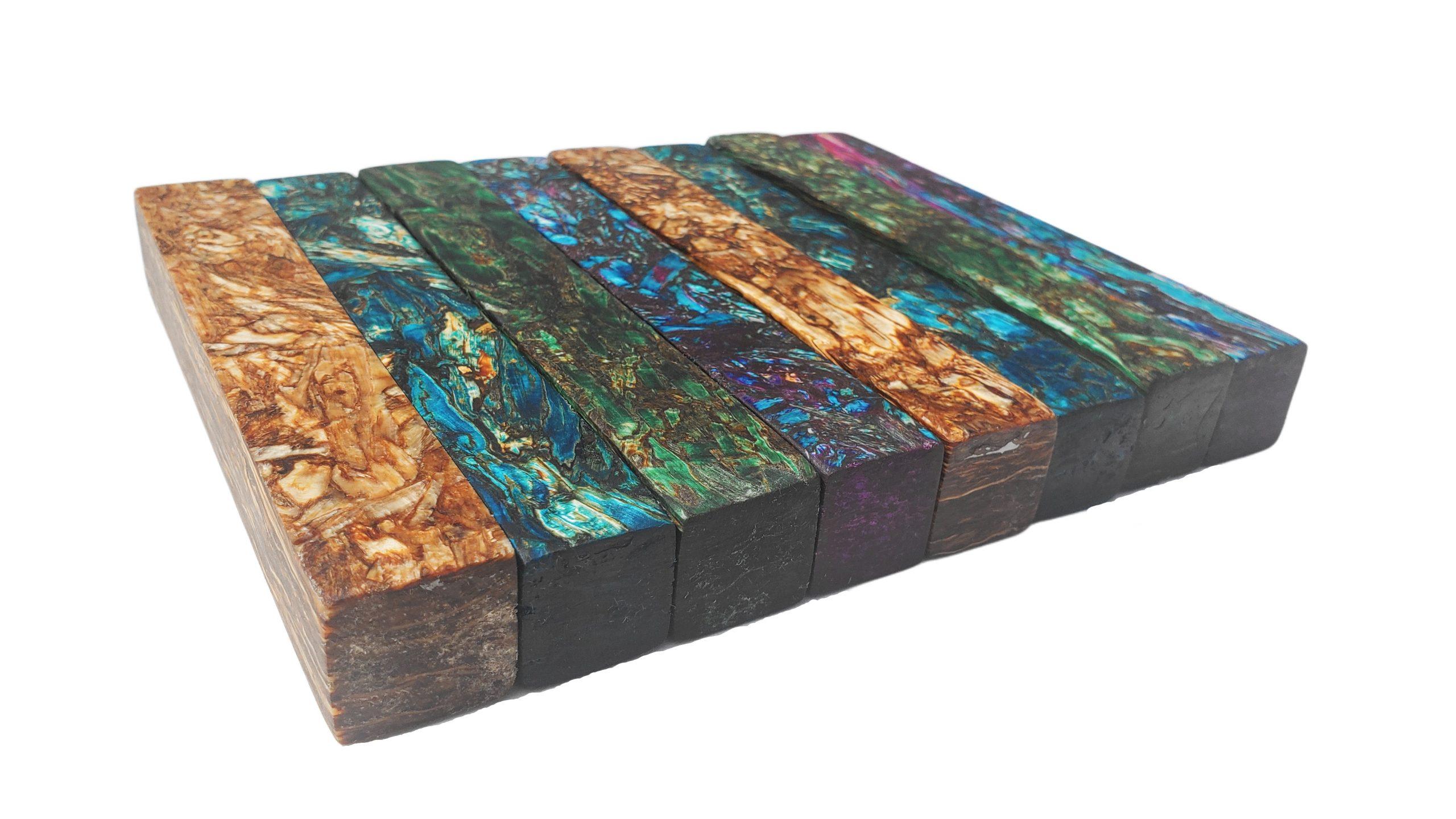 HempWood Pen Blanks Reel Lumber Service