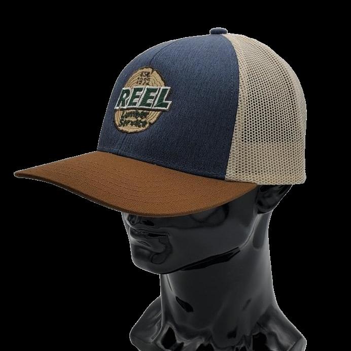 Reel Lumber Hat For Sale